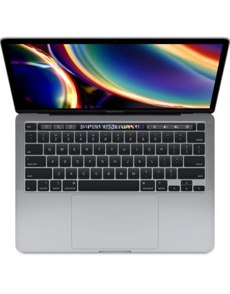 "APPLE Apple 13.3"" MacBook Pro with Retina Display (Mid 2020, Space Gray) | 1.4 GHz Intel Core i5 Quad-Core (8th Gen) 8GB of 2133 MHz LPDDR3 RAM | 256GB SSD 13.3"" 2560 x 1600 IPS Retina Display Integrated Intel Iris Plus Graphics"