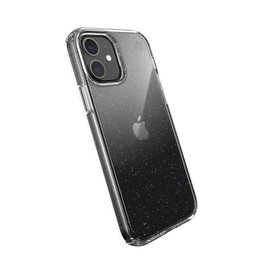 Speck Speck (Apple Exclusive) Presidio Perfect Clear + Glitter Case for iPhone 12/12 Pro