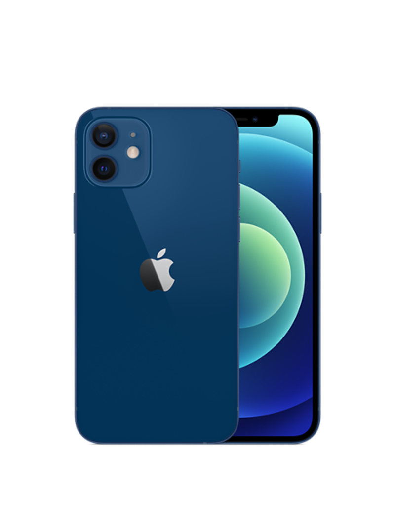 APPLE Apple iPhone 12 64GB - Blue- Factory Unlocked