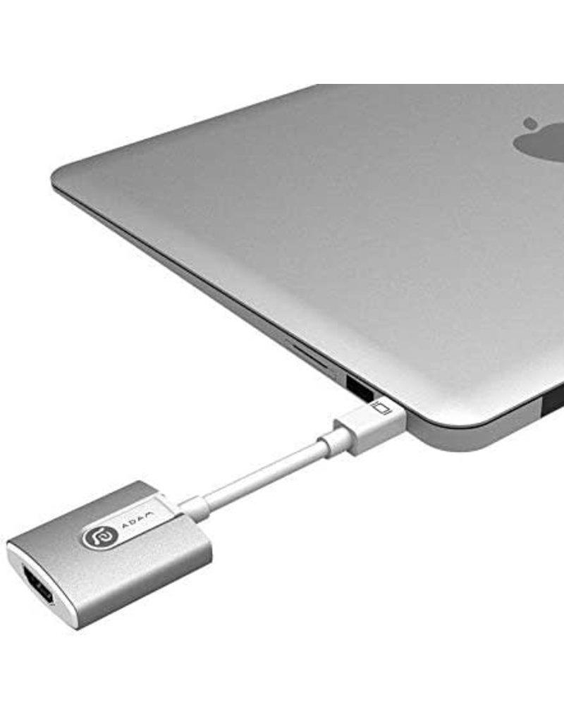 Adam Elements Adam Elements Mini DisplayPort MDP to HDMI Adapter - Silver