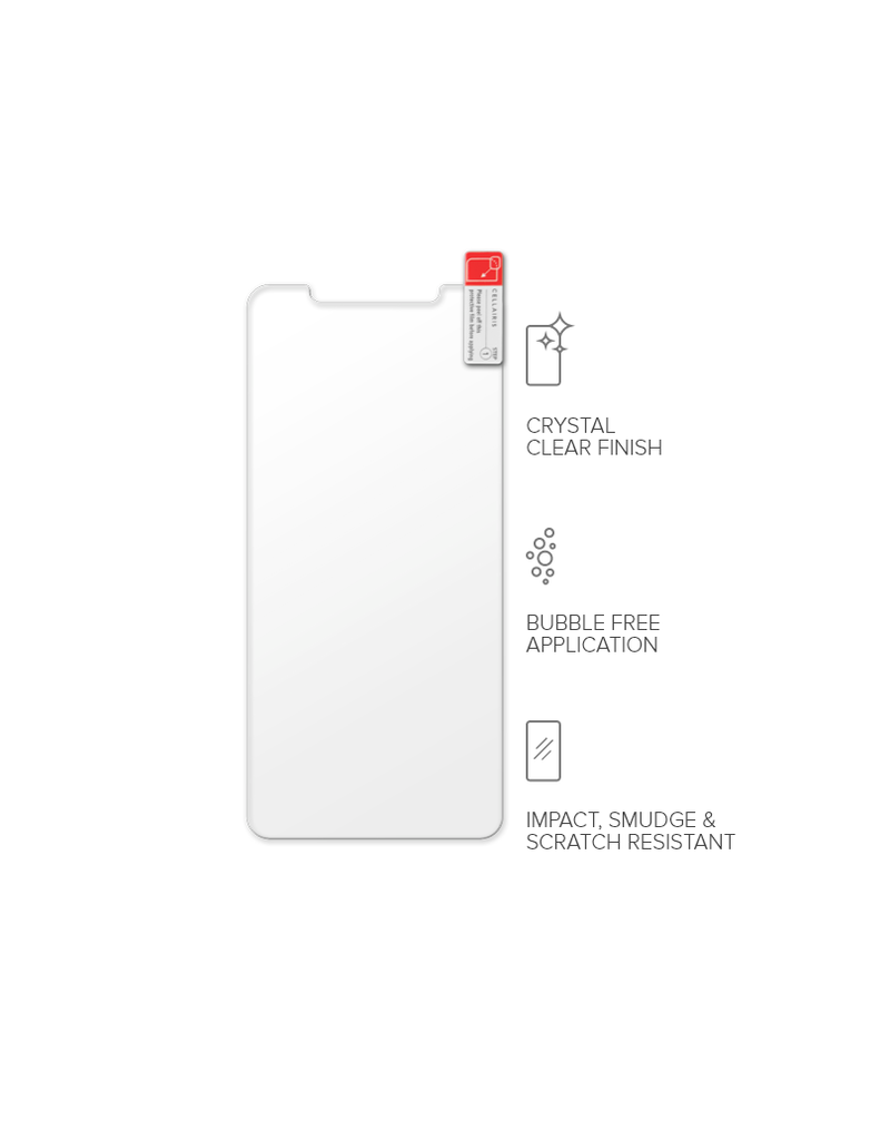 Cellairis Cellairis Apple iPhone 12 Pro Max Shell Shock® Super Anti-Impact Tempered Glass