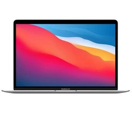 "APPLE BTO MacBook Air 13.3"" with Retina Display, M1 Chip with 8-Core CPU and 7-Core GPU, 16GB Memory, 512GB SSD, Silver, Late 2020"