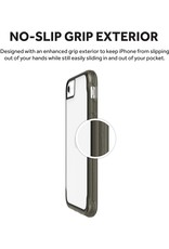 Griffin Griffin Survivor Clear Case for iPhone 7/8/SE2 - Black