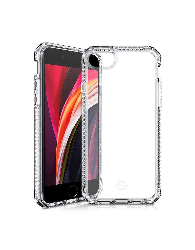 ItSkins ItSkins Spectrum Clear Case for iPhone 7/8/SE2 - Transparent
