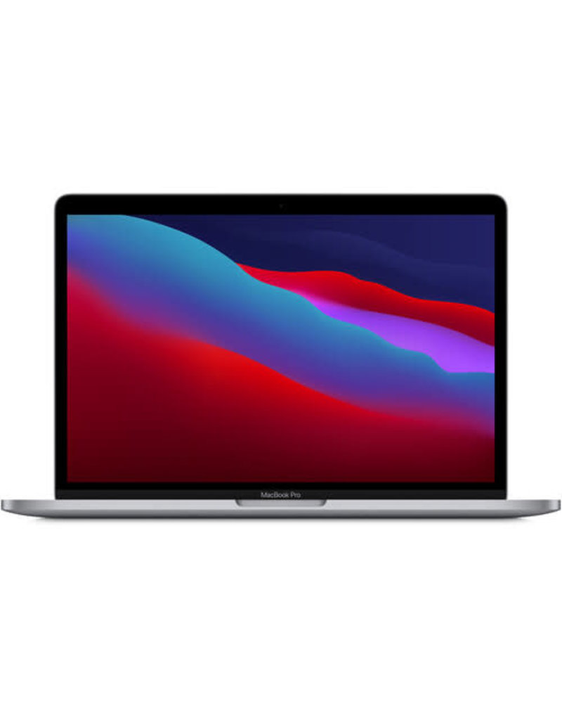 "APPLE Apple 13.3"" MacBook Pro M1 Chip with Retina Display (Late 2020, Space Gray) Apple M1 8-Core CPU 8GB Unified RAM | 512GB SSD 13.3"" 2560 x 1600 IPS Retina Display 8-Core GPU"