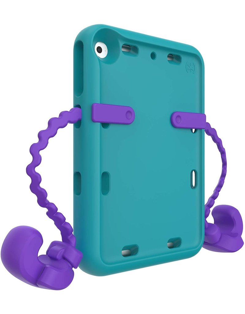 Speck Speck Case-e for 10.2-inch iPad - Teal / Purple