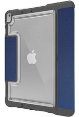 """STM (Apple Exclusive) Dux Plus Duo Case for iPad 10.2"""" - Midnight Blue"""