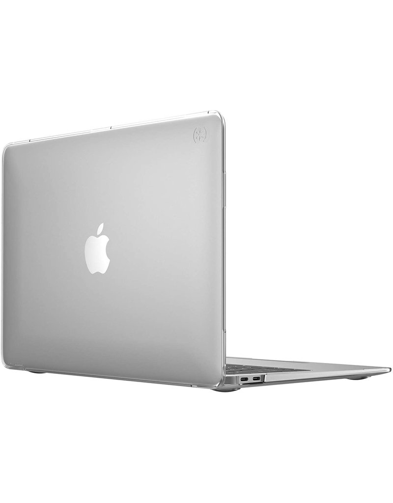 """Speck Speck (Apple Exclusive) Smartshell Case for Macbook Air 13"""" Retina 2020 - Clear"""