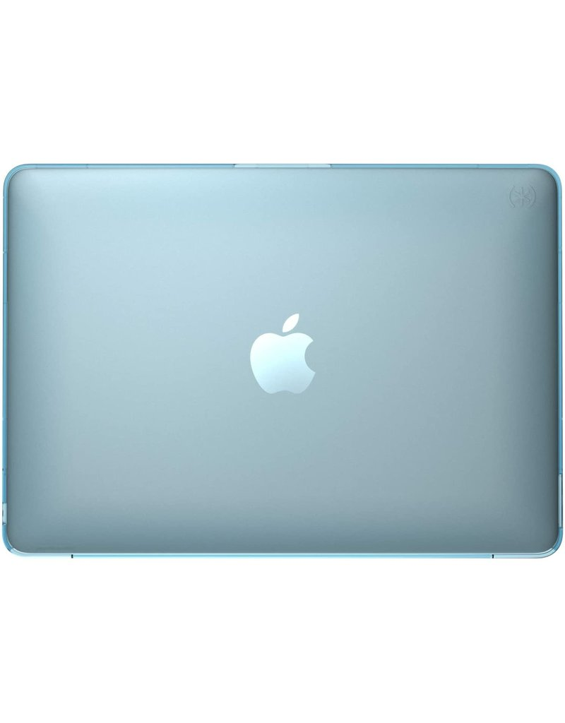 """Speck Speck (Apple Exclusive) Smartshell Case for Macbook Air 13"""" Retina 2020 - Swell Blue"""