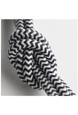 NATIVE UNION Native Union Braided Lightning Belt Cable 3m - Black/White