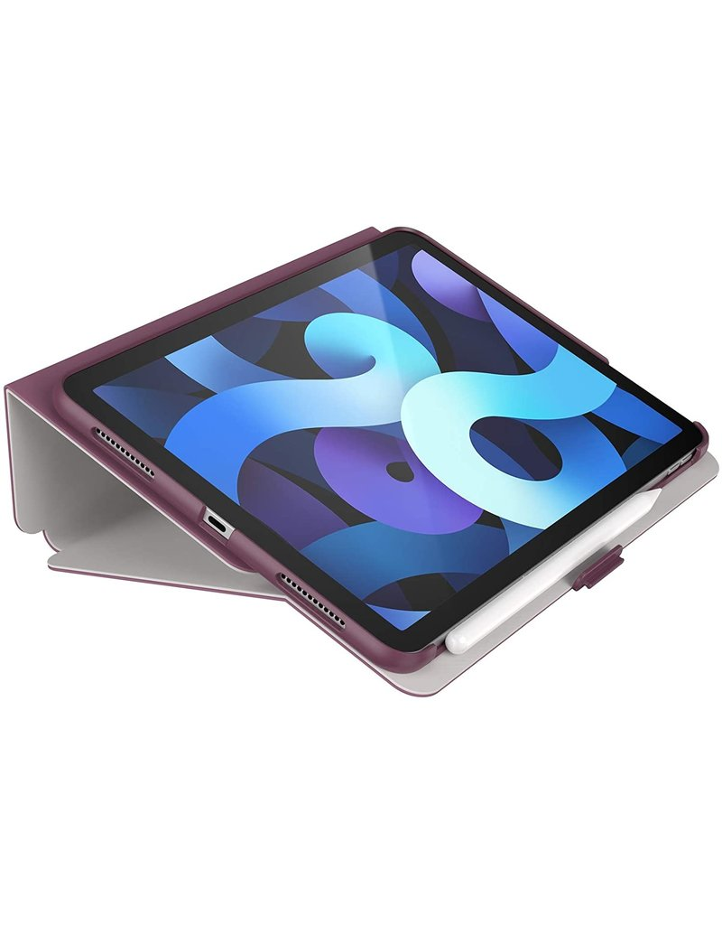 """Speck Speck (Apple Exclusive) Balance Folio for iPad Air 10.9""""/Pro 11"""" - Plumberry Purple/Crushed Purple/C"""