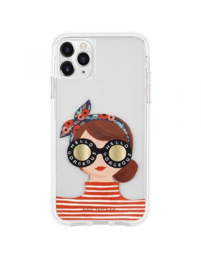 Case-Mate Case-Mate (Apple Exclusive) Rifle Paper Case for iPhone 11 Pro - Gorgeous Girls