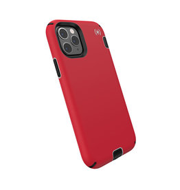 Speck Speck (Apple Exclusive) Presidio Sport Case for iPhone 11 Pro - Heartrate Red/Sidewalk Grey/Black