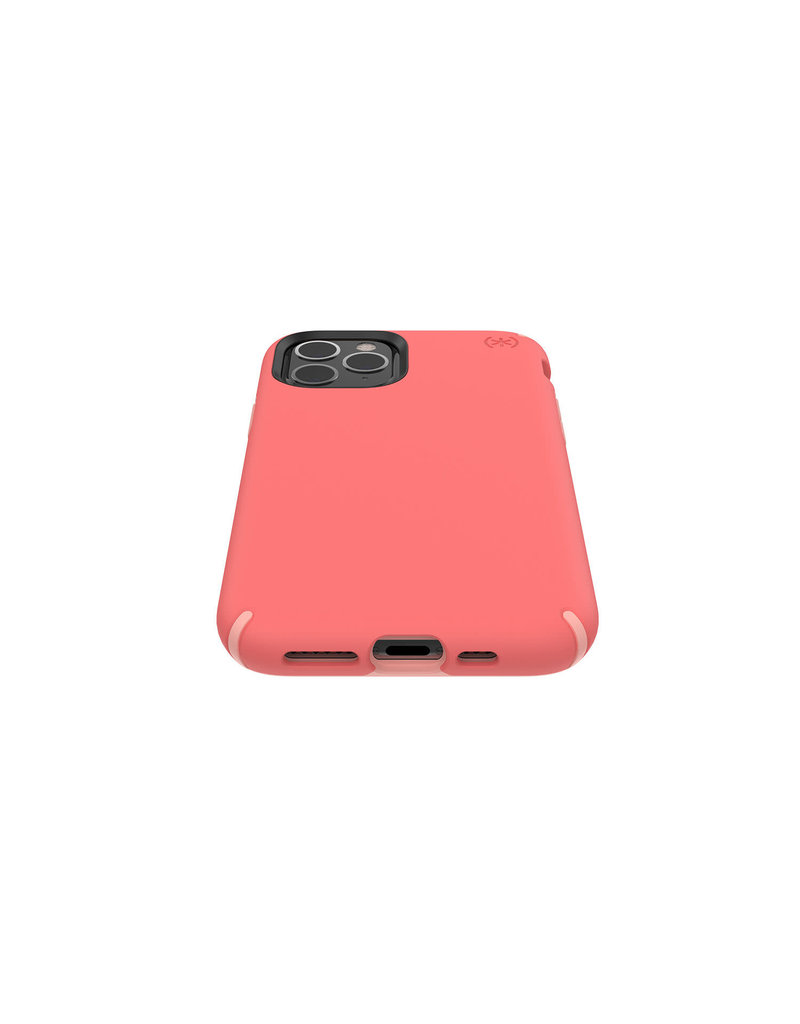 Speck Speck (Apple Exclusive) Presidio Pro Case for iPhone 11 Pro - Parrot Pink/Chiffon Pink