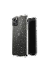 Speck Speck (Apple Exclusive) Presidio Clear Glitter Case for iPhone 11Pro Max - Gold