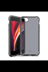 ItSkins ItSkins Spectrum Clear Case for iPhone 7/8/SE2 - Smoke
