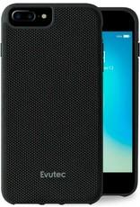 Evutec Evutec AERGO Ballistic Nylon Case w/Vent Mount for iPhone 6/6S/7/8 Plus Black