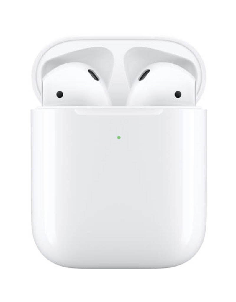 APPLE Apple AirPods with Wireless Charging Case (2nd Generation)