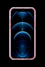 ItSkins ItSkins Hybrid Clear Case for iPhone 12 Pro Max - Light Pink and Transparent