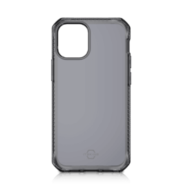 ItSkins ItSkins Spectrum Clear Case for iPhone 12 Pro Max - Smoke