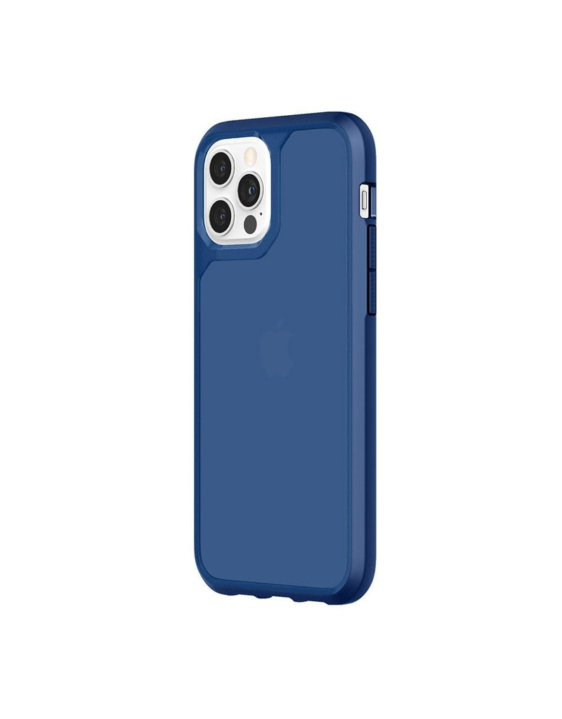 Griffin Griffin (Apple Exclusive) Survivor Strong Case for iPhone 12/12 Pro - Navy/Navy