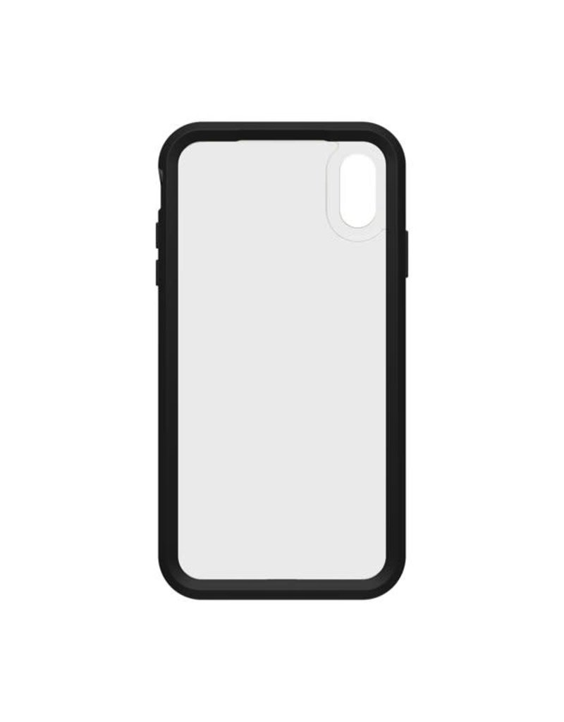 LIFEPROOF LifeProof Slam Case for iPhone XS Max - Clear/Lime/Black