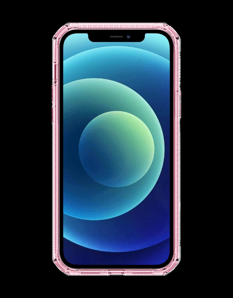 ItSkins ItSkins Spectrum Clear Case for iPhone 12 Mini - Light Pink