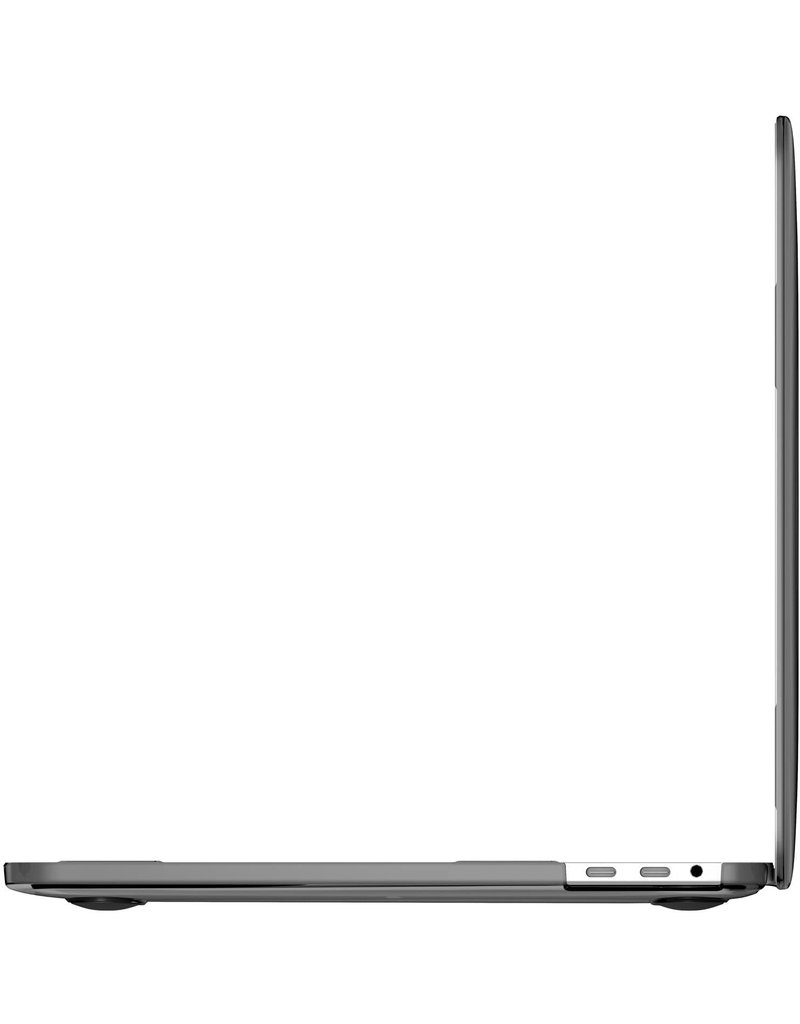 """Speck Speck Smartshell Case for Macbook Pro 13"""" Touch Bar/Non Touch Bar - Onyx Black Matte"""