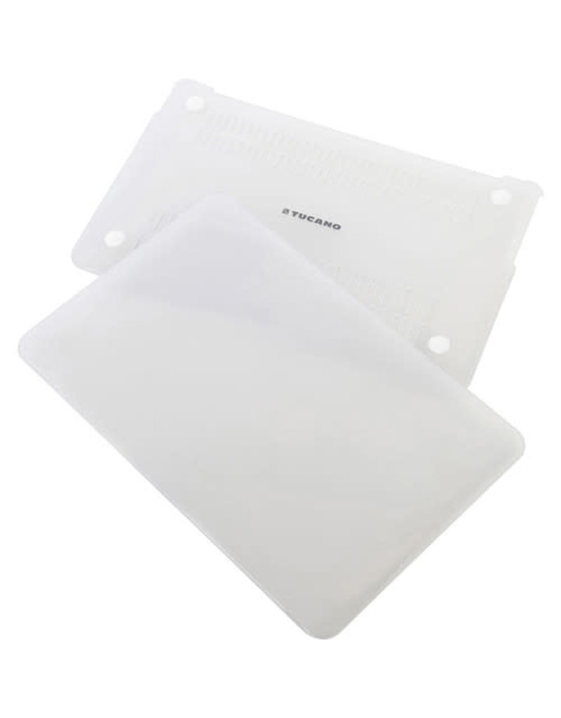 """Tucano Nido Policarbonate hardshell case for MacBook 15"""" with Touch Bar - Clear"""
