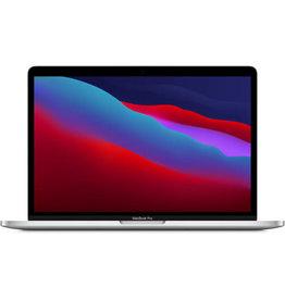 "APPLE Apple 13.3"" MacBook Pro M1 Chip with Retina Display (Late 2020, Silver) Apple M1 8-Core CPU 8GB Unified RAM | 256GB SSD 13.3"" 2560 x 1600 IPS Retina Display 8-Core GPU"
