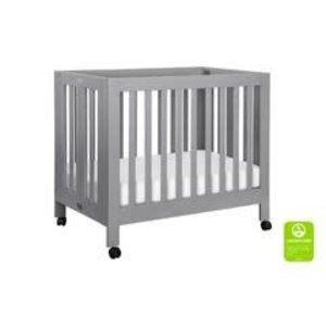 Babyletto furniture Dresser Babyletto The Home Tome Origami Mini Crib In Grey Finish Bellini Baby And Teen Furniture