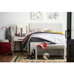 Smartstuff Furniture Modern Spirit Bed End Bench Bellini Baby And Teen Furniture