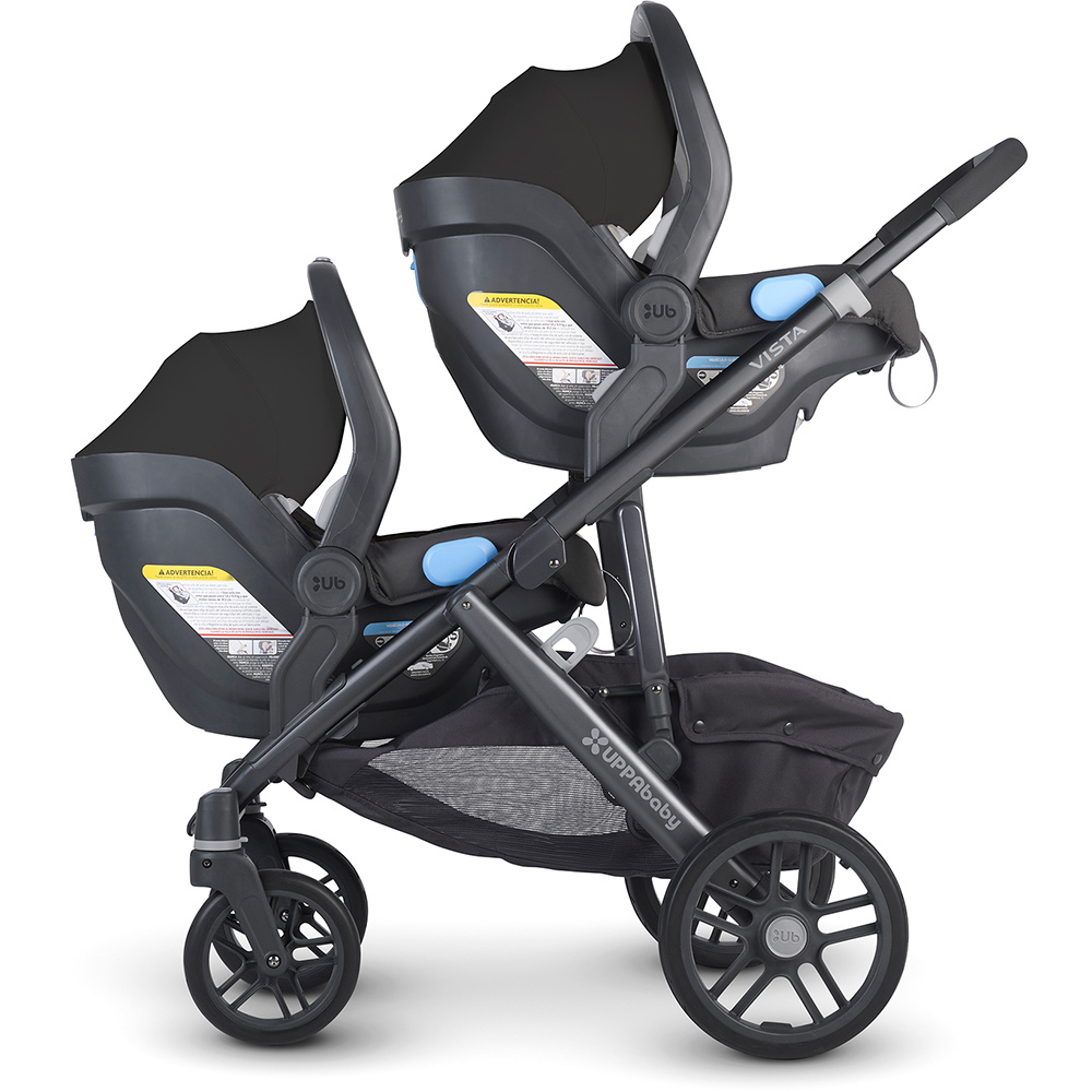 UPPAbaby VIsta Lower Adapters - Bellini Baby and Teen ...
