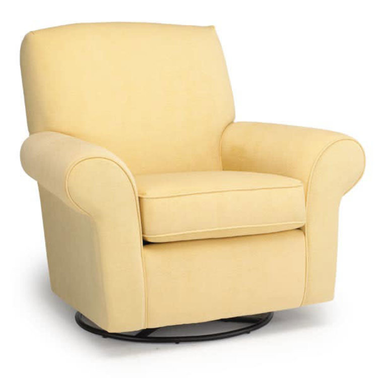 Outstanding Best Chairs Best Chairs Mandy Swivel Glider Creativecarmelina Interior Chair Design Creativecarmelinacom
