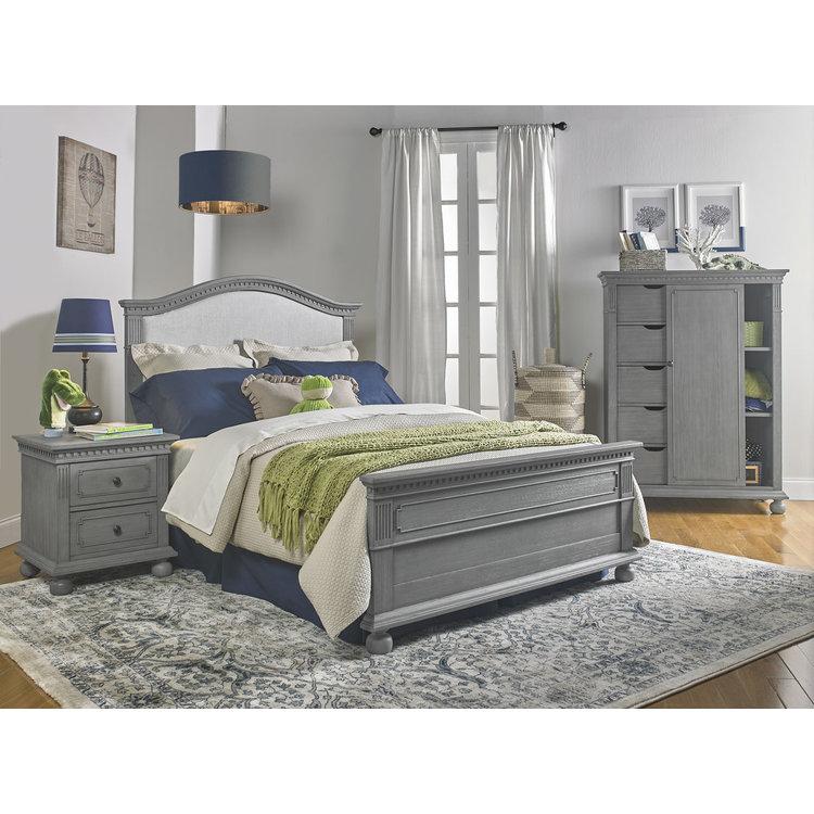 Dolce Babi Universal Bed Rails Nantucket Grey Bellini