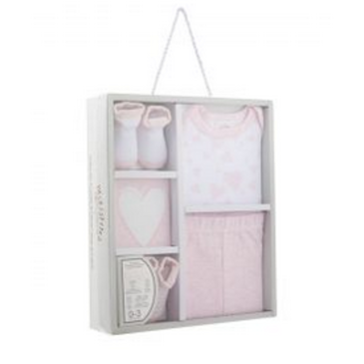Rose Textiles 5 Piece Box Set Bellini Baby And Teen Furniture