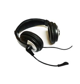 Agiler Agiler AGI-0217  Deluxe Headset with mic. And volume control