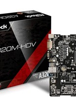 Asrock Asrock A320M-HDV AMD AM4 Mother Board