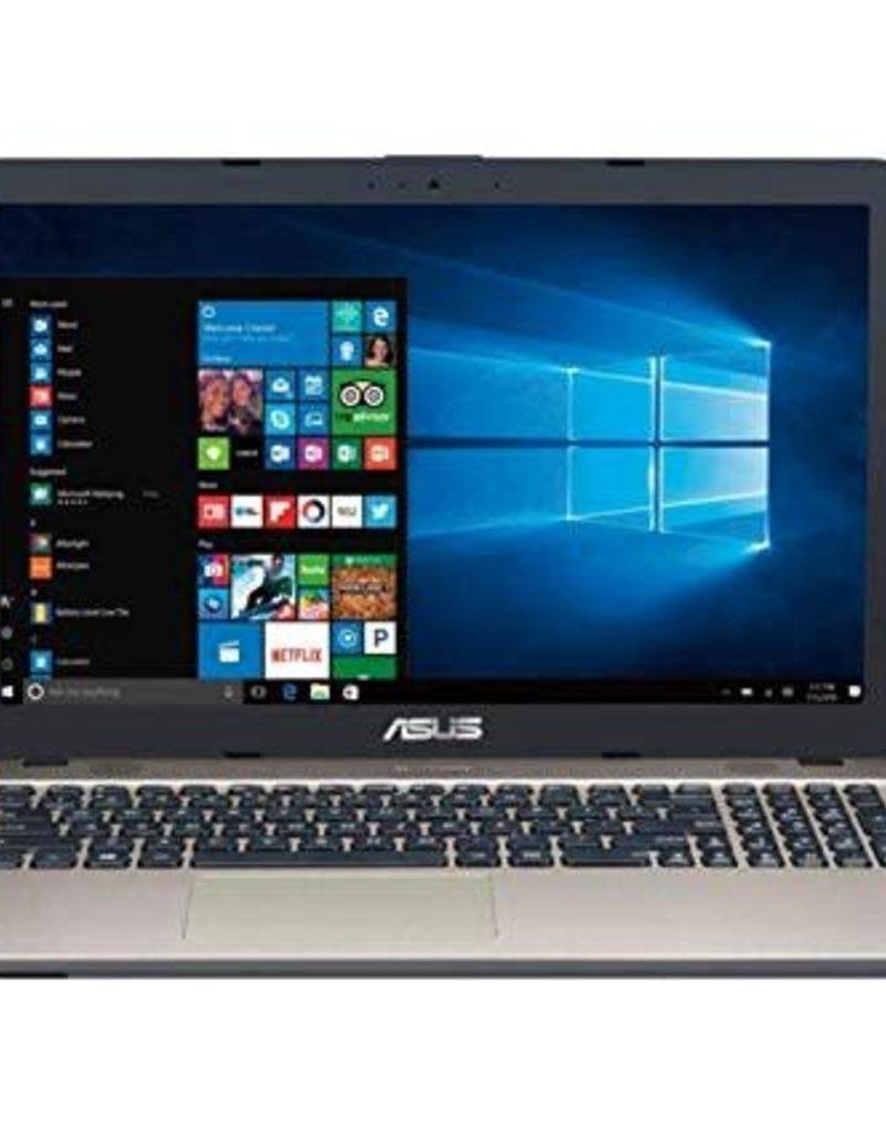 "ASUS Asus VivoBook X541NA 15.6"" Pentium, 4GB, 500GB, DVD-RW, Windows 10 Chocolate"