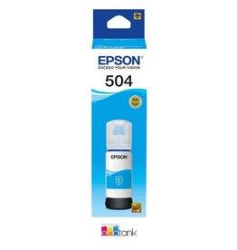 Epson Epson 504 Cyan Ink Cartridge