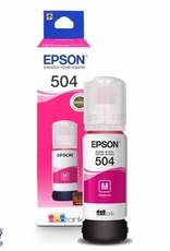 Epson Epson 504 Magenta Ink Cartridge T504320