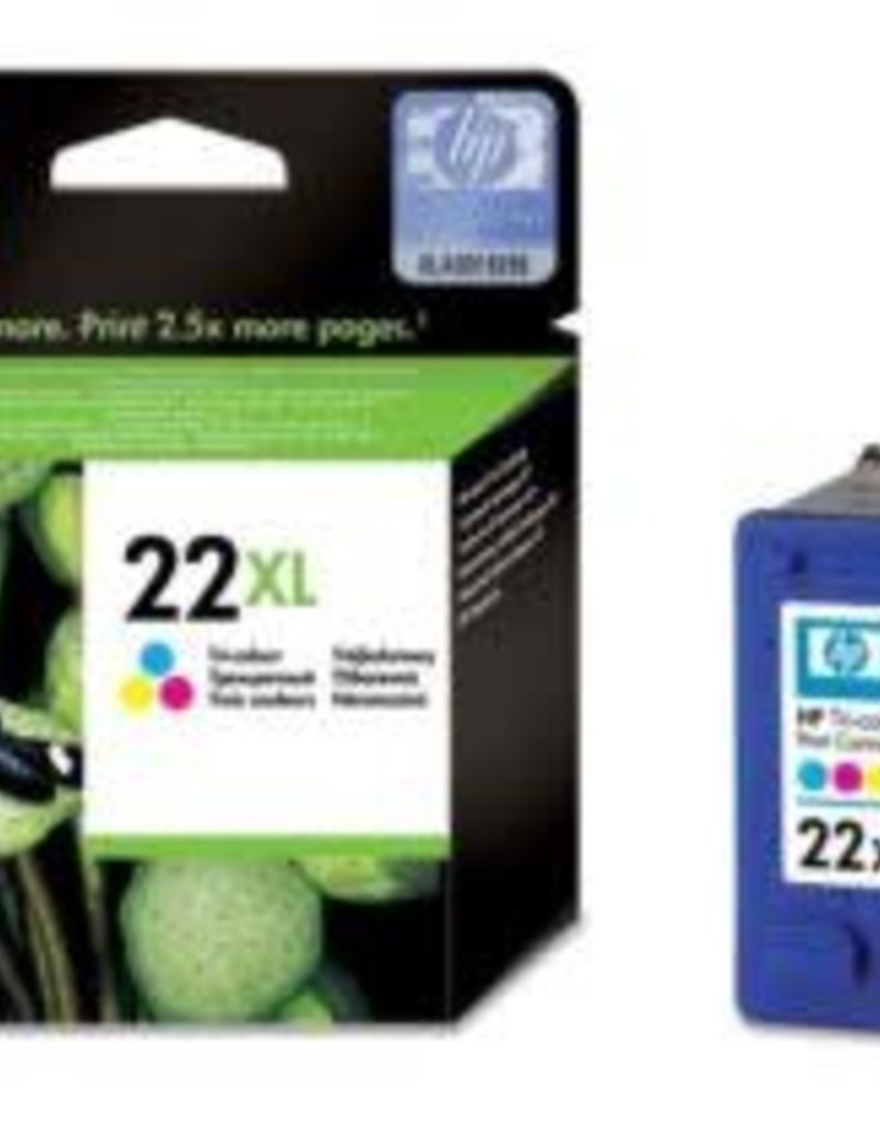 HP HP 22XL Colour Ink