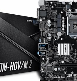Asrock Asrock H310M-HDV/M.2 Mother Board