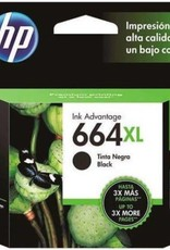 HP Hp 664XL Black Ink