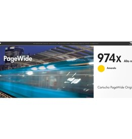 HP HP 974X Yellow Ink