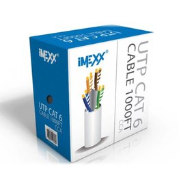 IMEXX IMEXX CAT6 CCA IME-11340 Box single