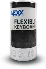 IMEXX IMEXX Flexible USB Keyboard Black IME-24721EN