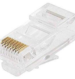 IMEXX Imexx RJ45 Plastic Ends 100 Pcs IME-10142