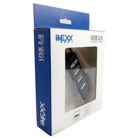 IMEXX iMEXX USB 2.0 4 port Hub IME-35153