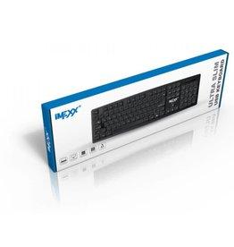IMEXX USB KEYBOARD Ultra Slim IME-20370